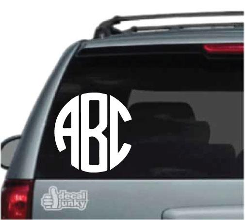 round-monogram-decals-stickers