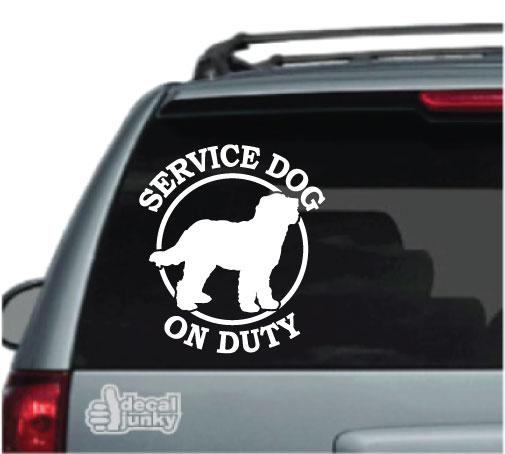 service-dog-decals-stickers