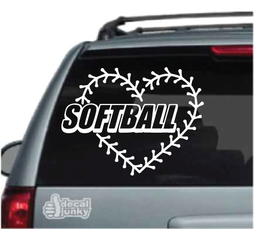softball-decals-stickers