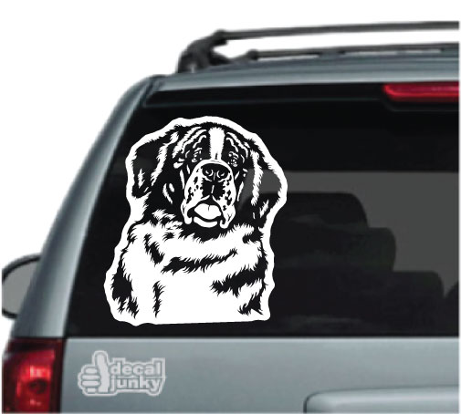 st-bernard-decals-stickers