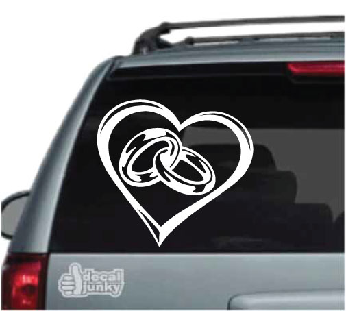wedding-hearts-decals-stickers