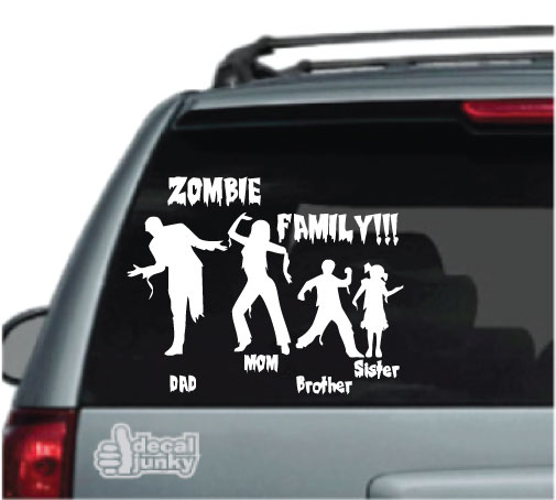 zombie-family-decals-stickers