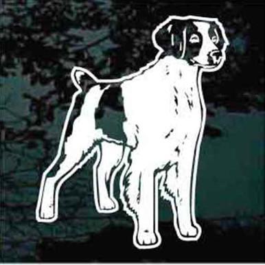 I love my Whippet Hund Dog Aufkleber Autoaufkleber Sticker DA 96