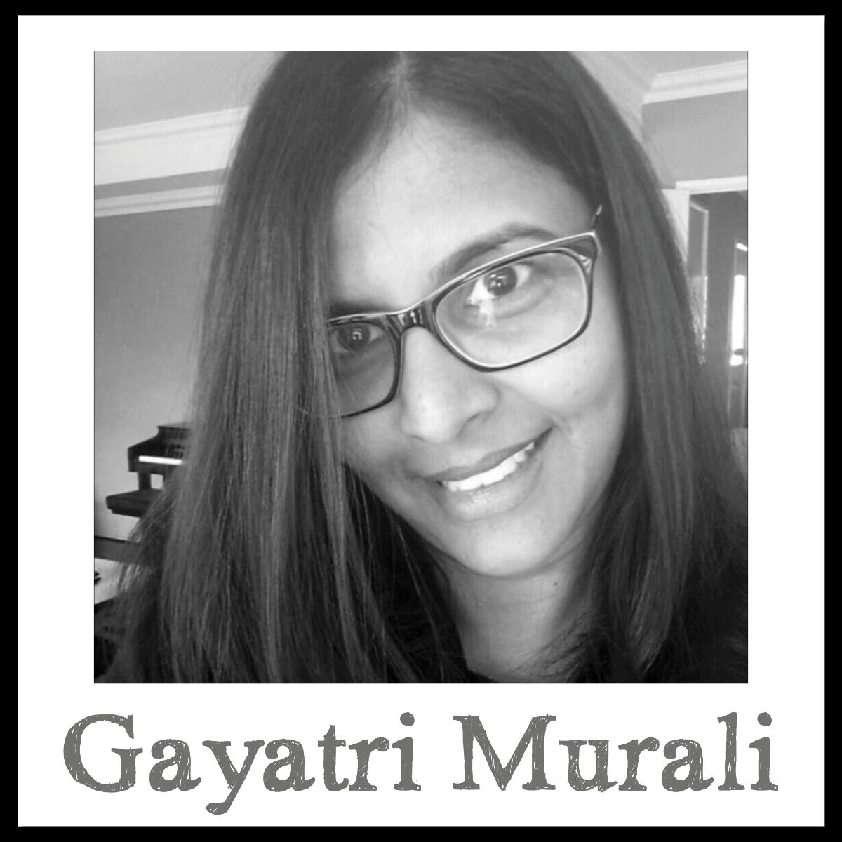 Gayatri Murali