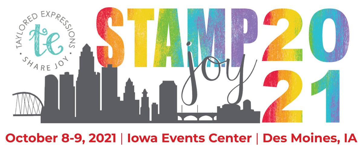 Stamp Joy 2021 Logo