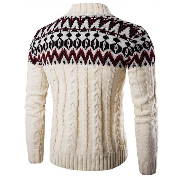 Thick Warm Cashmere Sweater