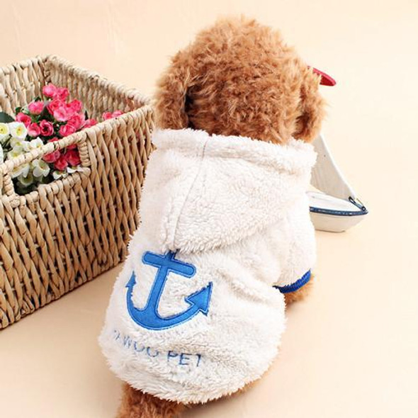 Idepet Fleece Puppy Dog Clothes Cute Hoodie Coat Sweater Pet Costumes Clothing For Small Dogs Pets Clothes Chihuahua XS-XL 19S2Q