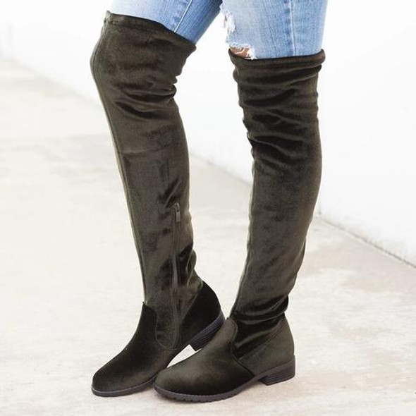 Women Boots For  Autumn  And Winter