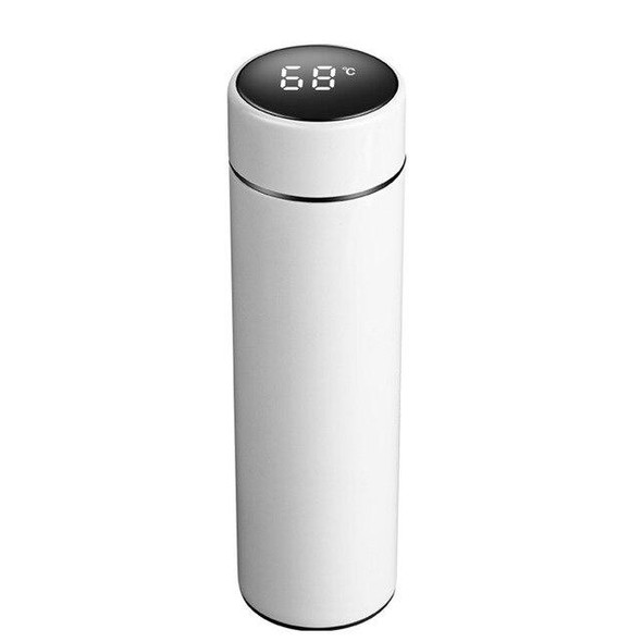 Intelligent Thermos Bottle Stainless Steel Insulated Bottle Cup Temperature Display Vacuum Flask Coffee Mug Thermo Water Bottles