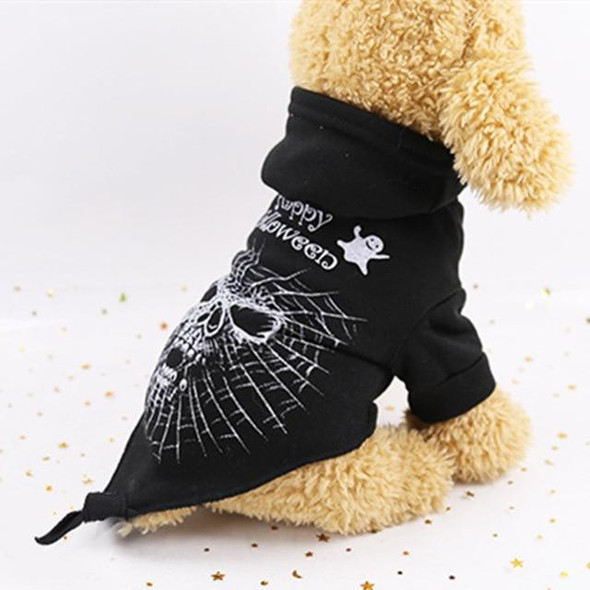 Autumn Winter Pet Clothes For Small Dogs Warm Puppy Pet Coat Jacket Windproof Dog Hoodies Chihuahua French Bulldog Pug Clothing