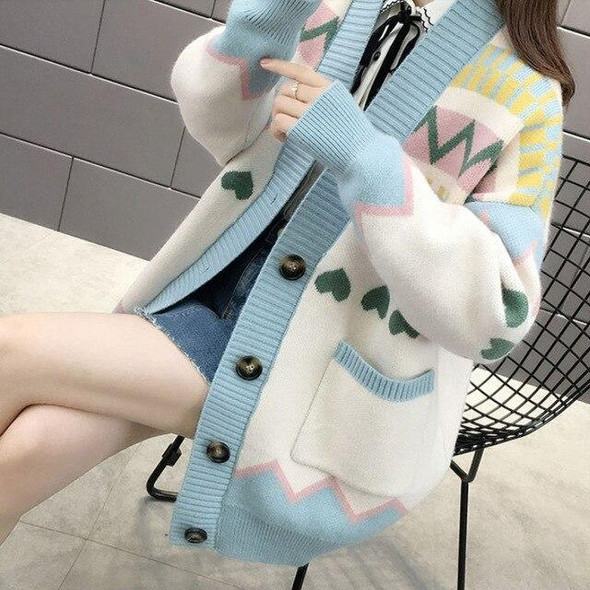 Lazy Breeze Loose Knitted Sweater