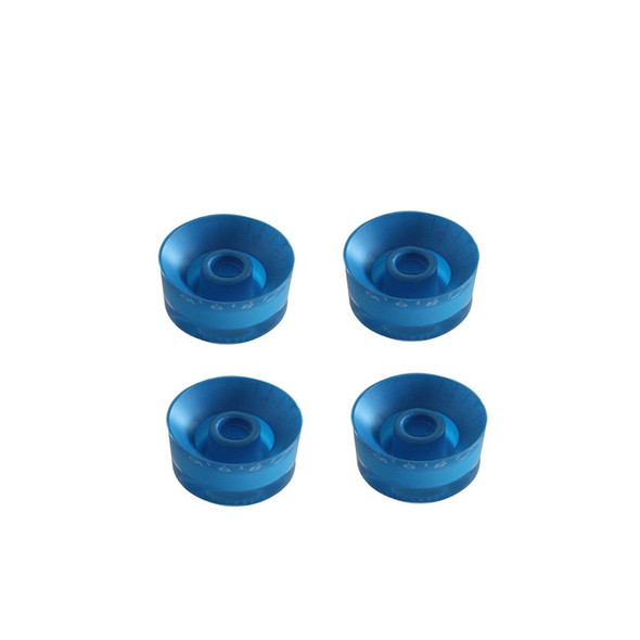 1 Set BLUE SPEED DIAL KNOBS for Gibson Epiphone style electric guitars