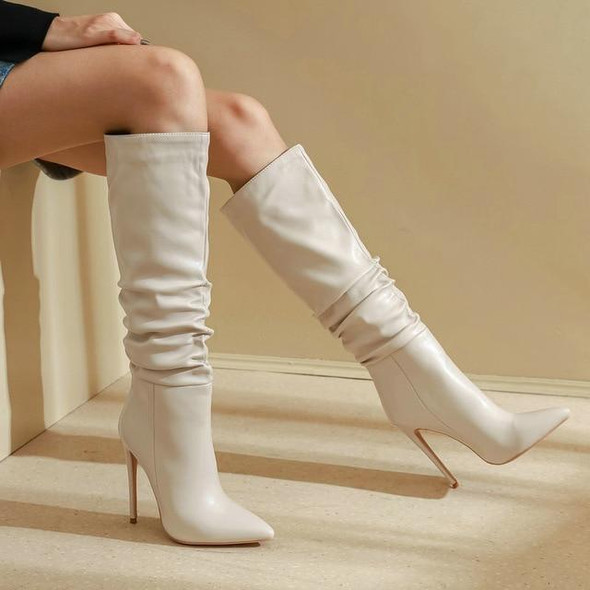 Emma High Hell Slouch Boots