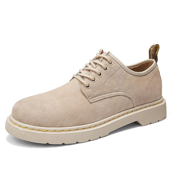 Men's suede breathable casual shoes