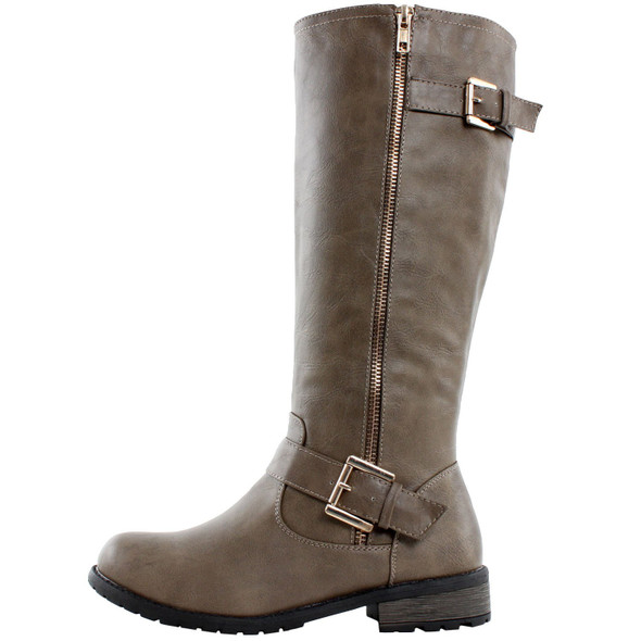 Athens Riding Knee High Boots