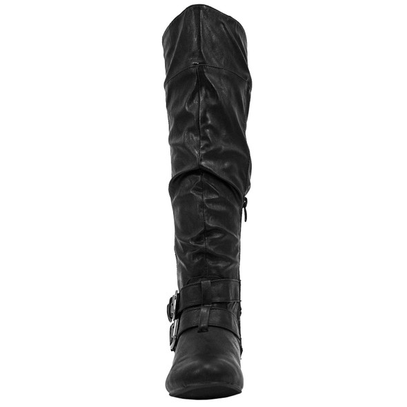 Vickie-20 Knee High Boots