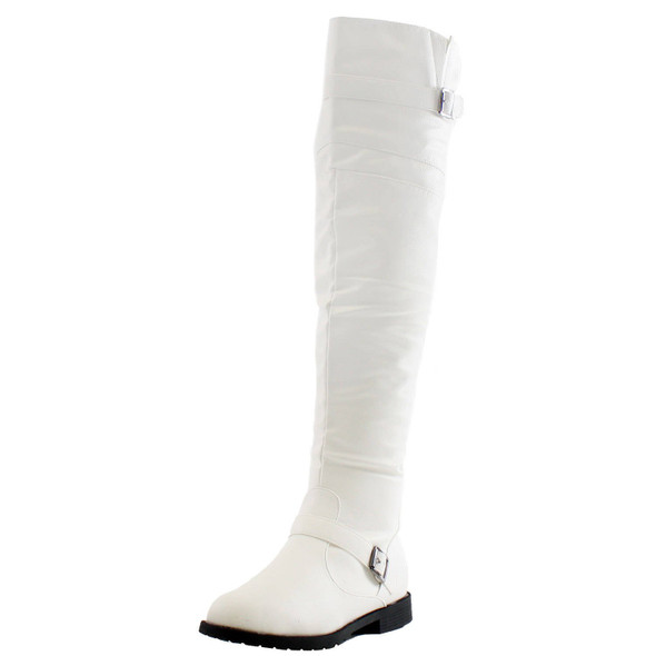 Tokyo Thigh High Over The Knee Riding Boots