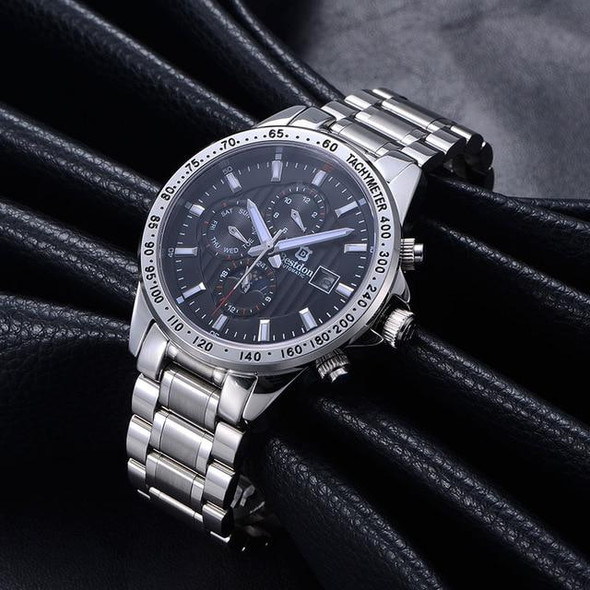 Dreamy Moon Phase Automatic Watch for Men