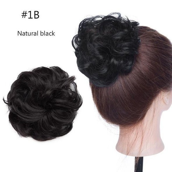 Synthetic Women Chignon Hair Ponytail Extensions