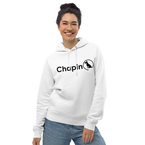 Chapino Printed Unisex pullover hoodie