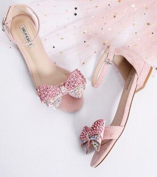 thick heel open toe white female sandals