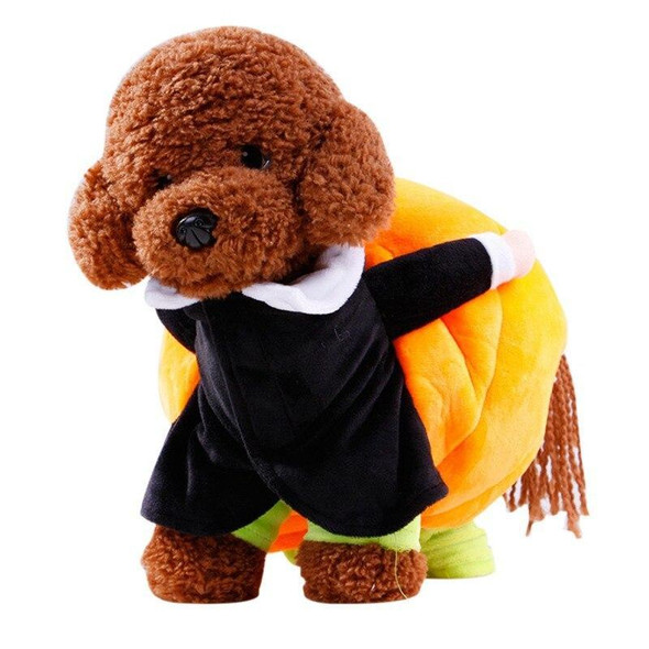 Dog Clothes Halloween Costume Puppy Funny Coat