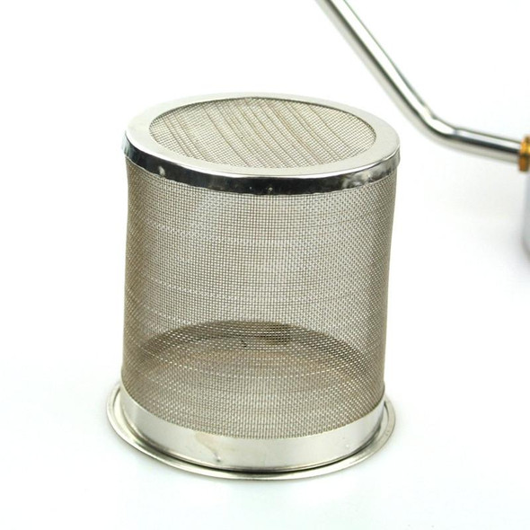 High Quality 600ML Stainless Steel  Coffee Kettle  With Strainer