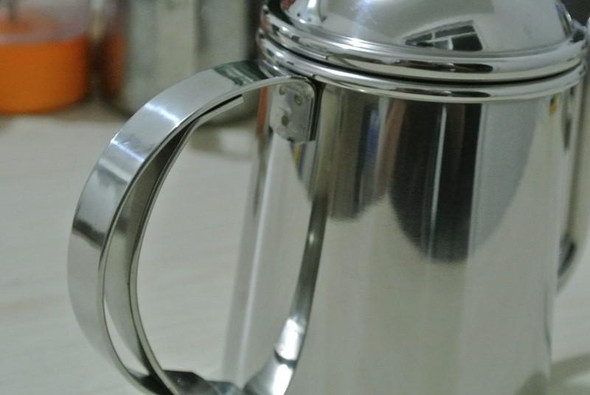 Free Shipping 700ML Coffee Pot stainless steel coffee pot french coffee press pot tool machine