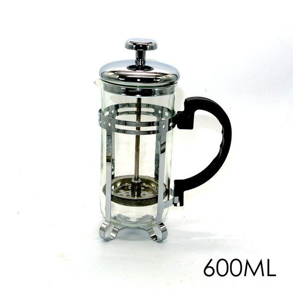 New Arrival Free Shipping 600ML French Press Coffee Plunger Espresso Coffee Makers Send Coffee Spoon Free