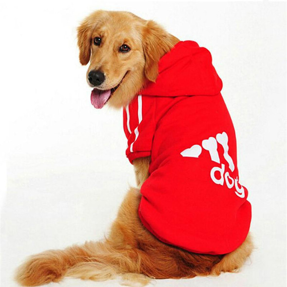 Dogs Large Size Winter Dogs coat Hoodie Apparel Clothing Sportswear