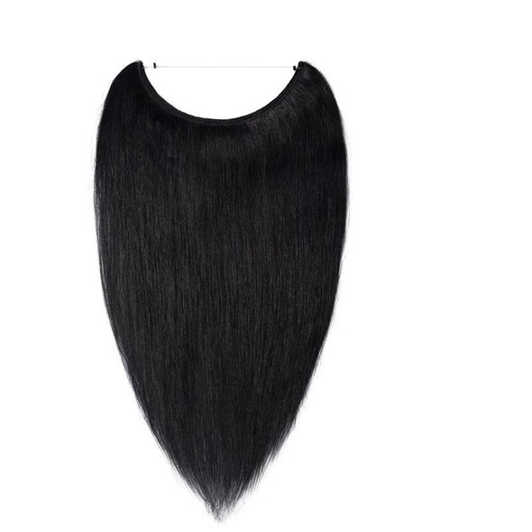 Invisible Human Hair Extensions