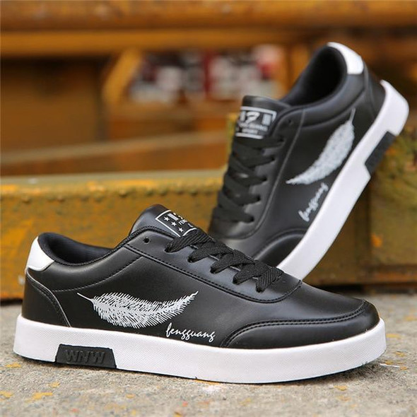 Tenis Masculino feather Print Shoes Zapatos Hombre