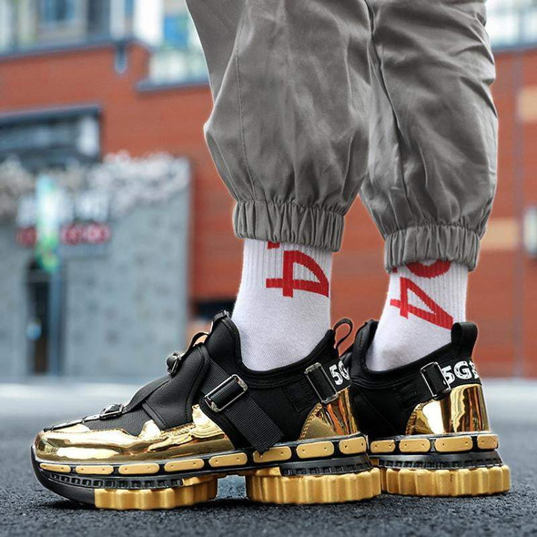 """""""Bellona"""" Sole Strapped Sneakers"""