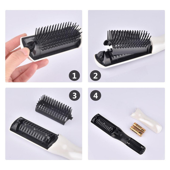 Massage Equipment Comb Hair Growth Care Treatment