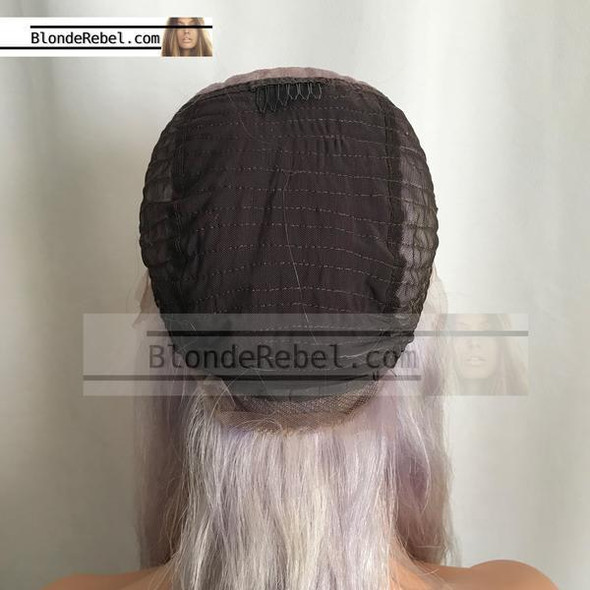 """Hyper (100% HH, 6"""" Lace Front Custom Unit & Color, 18""""-20"""" Length ~ Custom Collection)"""
