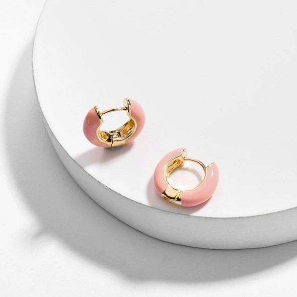 Color Perfect Stud Earrings