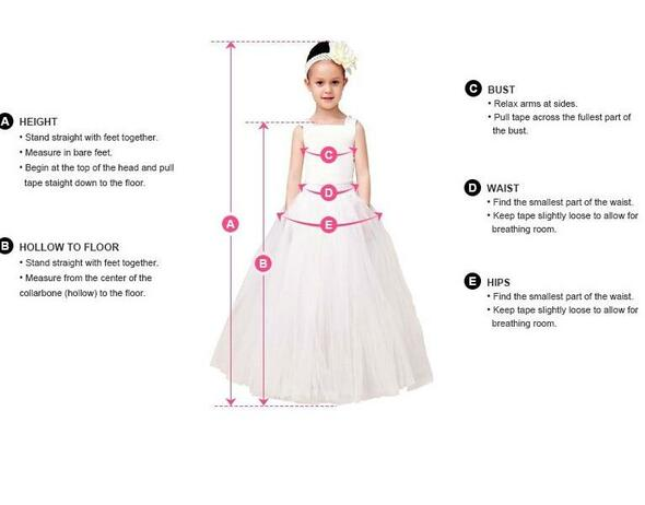 Pink Flower Pageant Dresses For Wedding Kids Ball Gowns