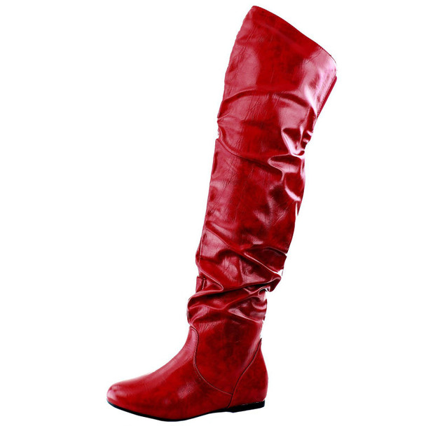 Vickie Hi Slouchy Knee High Boots