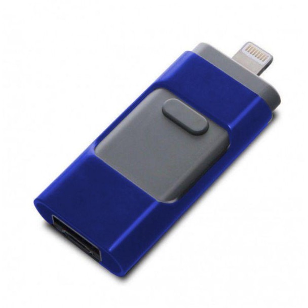 iFlash USB Drive for iPhone  iPad & Android - 6 Colors