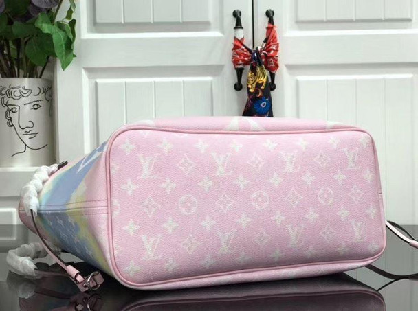 LV ESCALE NEVERFULL MM, Pink