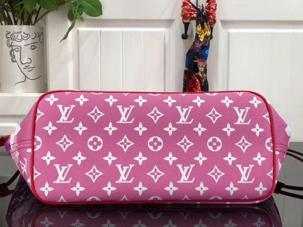 LV ESCALE NEVERFULL MM, Red