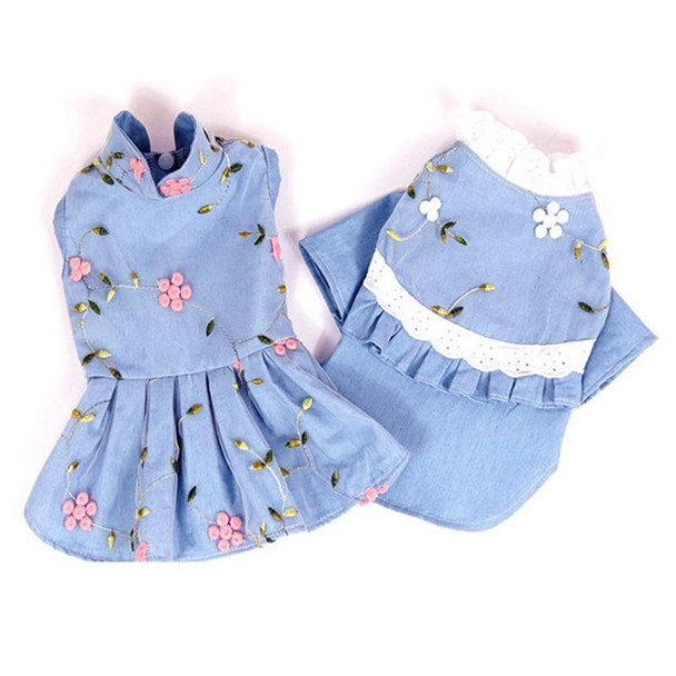 Dogs Clothes Cats Dresses