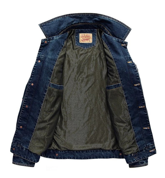 Mens jackets and coats Cotton Military style