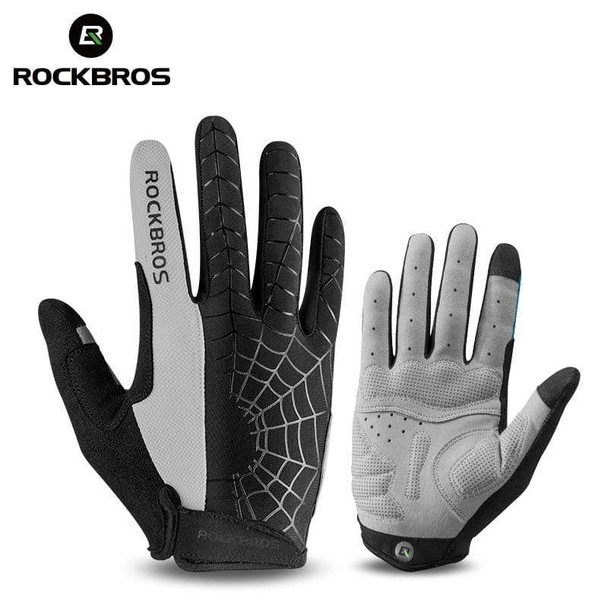 Windproof Touch Screen Cycling Gloves