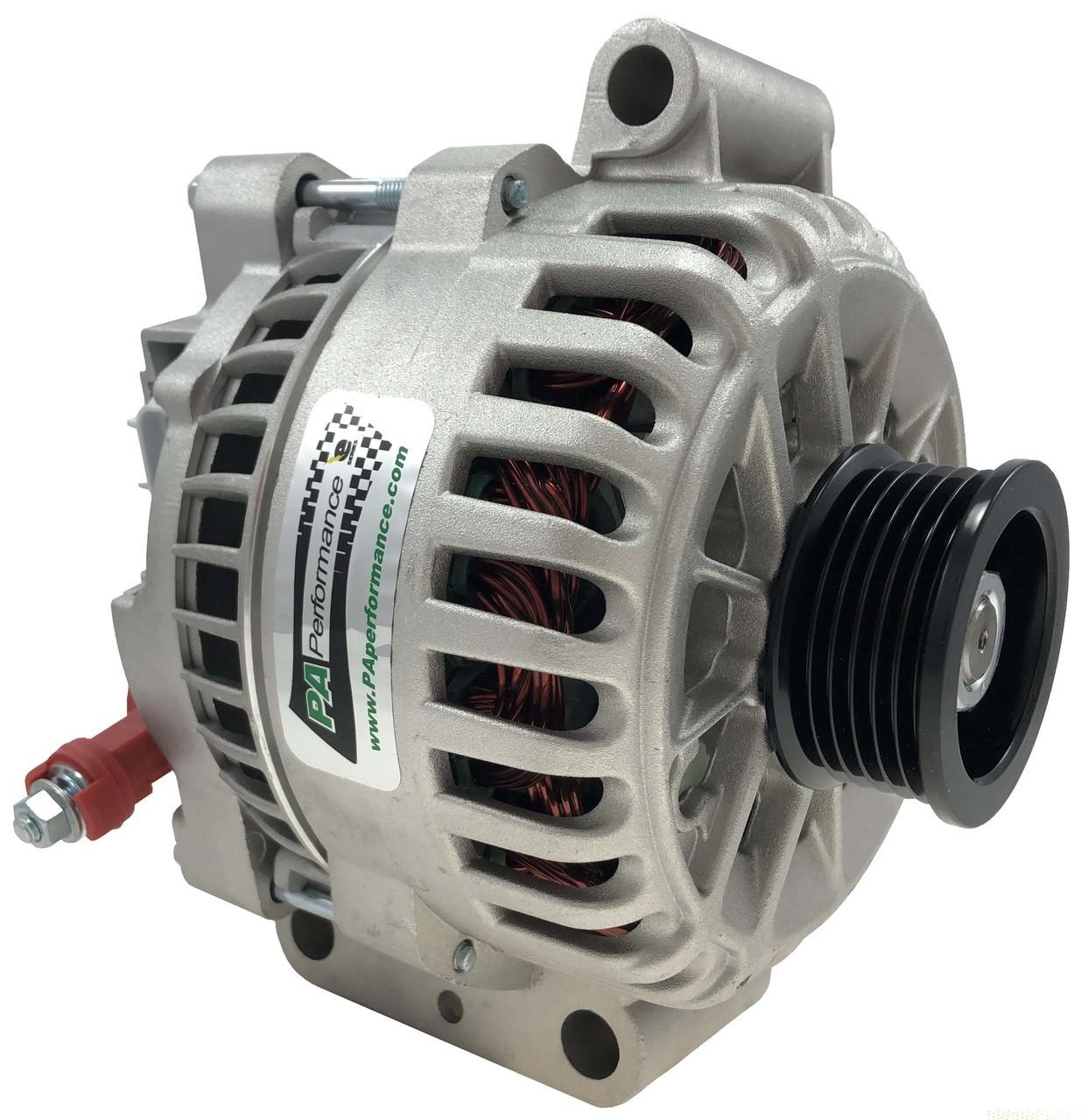 200A 6G Alternator (2438WHO)