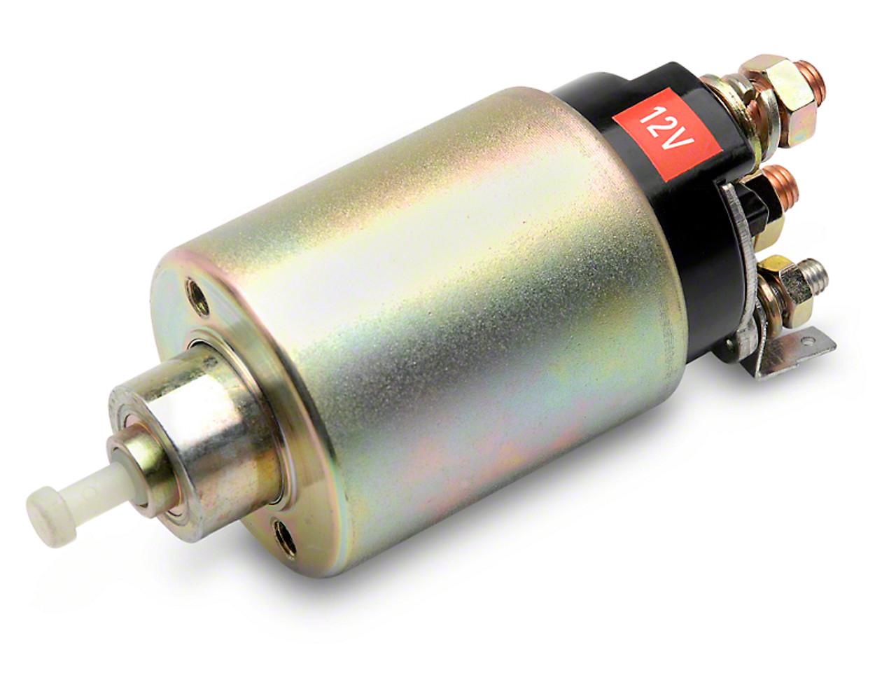PMGR Starter Solenoid (9910)