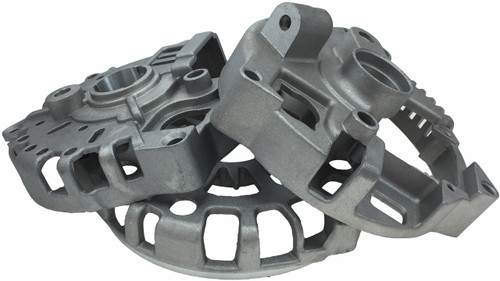 Please tell us in the order form what alternator you have, the image is a variety of housings as examples