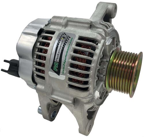 136a Denso Alternator 59 Cummins 1wirerhpaperformance: Ford 460 Torque Mini Starter Wiring Diagram At Gmaili.net