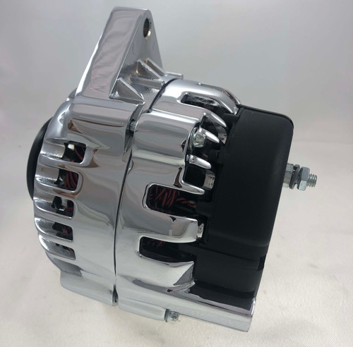 120A GM Alternator (1798CHROMEBBIN)