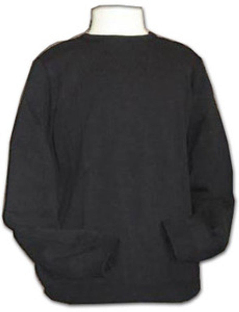 Girls School Uniform Crew Neck Sweater
